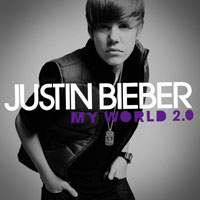 Capa do CD Justin Bieber - My World