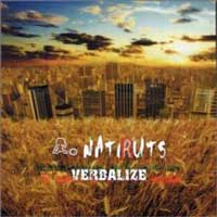 Capa do CD Verbalize - Natiruts