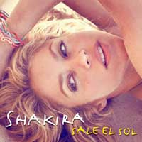 CD Sale el sol da Shakira