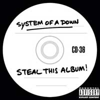 Steal This Album! – System of a Down