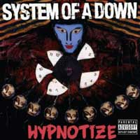 CD Hypnotize - System of a Down