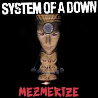 CD Mezmerize - System of a Down