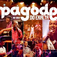 CD Pagode do Exalta: ao Vivo - Exaltasamba