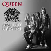 Absolute Greatest Hits do Queen