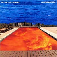 CD Californication do Red Hot Chili Peppers