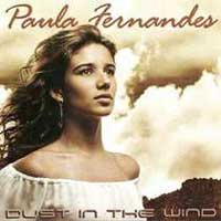 CD Dust in the Wind da Paula Fernandes
