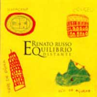 CD Equilibrio Distante do Renato Russo