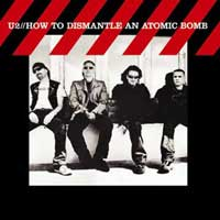 CD How to Dismantle an Atomic Bomb do U2